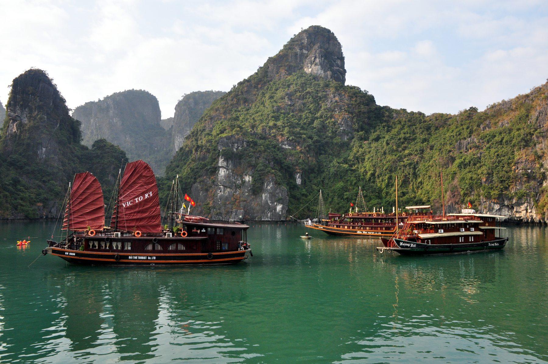 Premier voyage au Vietnam